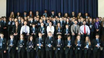 Academic Awards Evening 2016