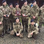 Grainville school army cadets win awards