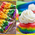 Rainbow cooking competition