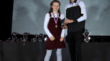 British Motorcycle Trials success for Emily