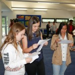 Grainville students received their GCSE results today