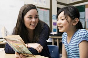 Literacy Volunteer readers