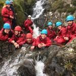 Outward bound team building trip 2019