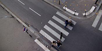 Pedestrian crossing to be created near school