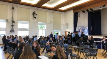 Grainville hosts a STEM (science, technology, engineering, math) day