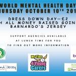 World Mental Health Day Thursday 10th October 2019