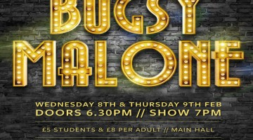 Tickets for Bugsy Malone are now on sale!