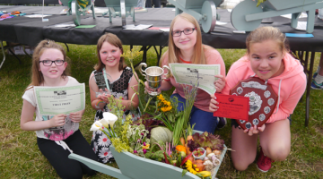 Annual Schools Gardening Competitions
