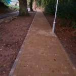 New path to Grainville School
