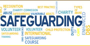 Safeguarding training 18th April