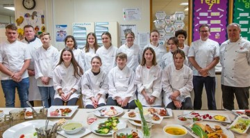 Rotary Young Chef Cookery Competition 2020